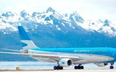 Aerolíneas Argentinas sumará vuelos en verano