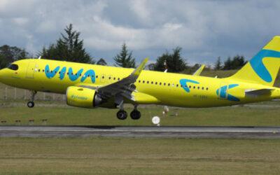 Colombia autoriza a Viva Air los vuelos a Córdoba y Buenos Aires